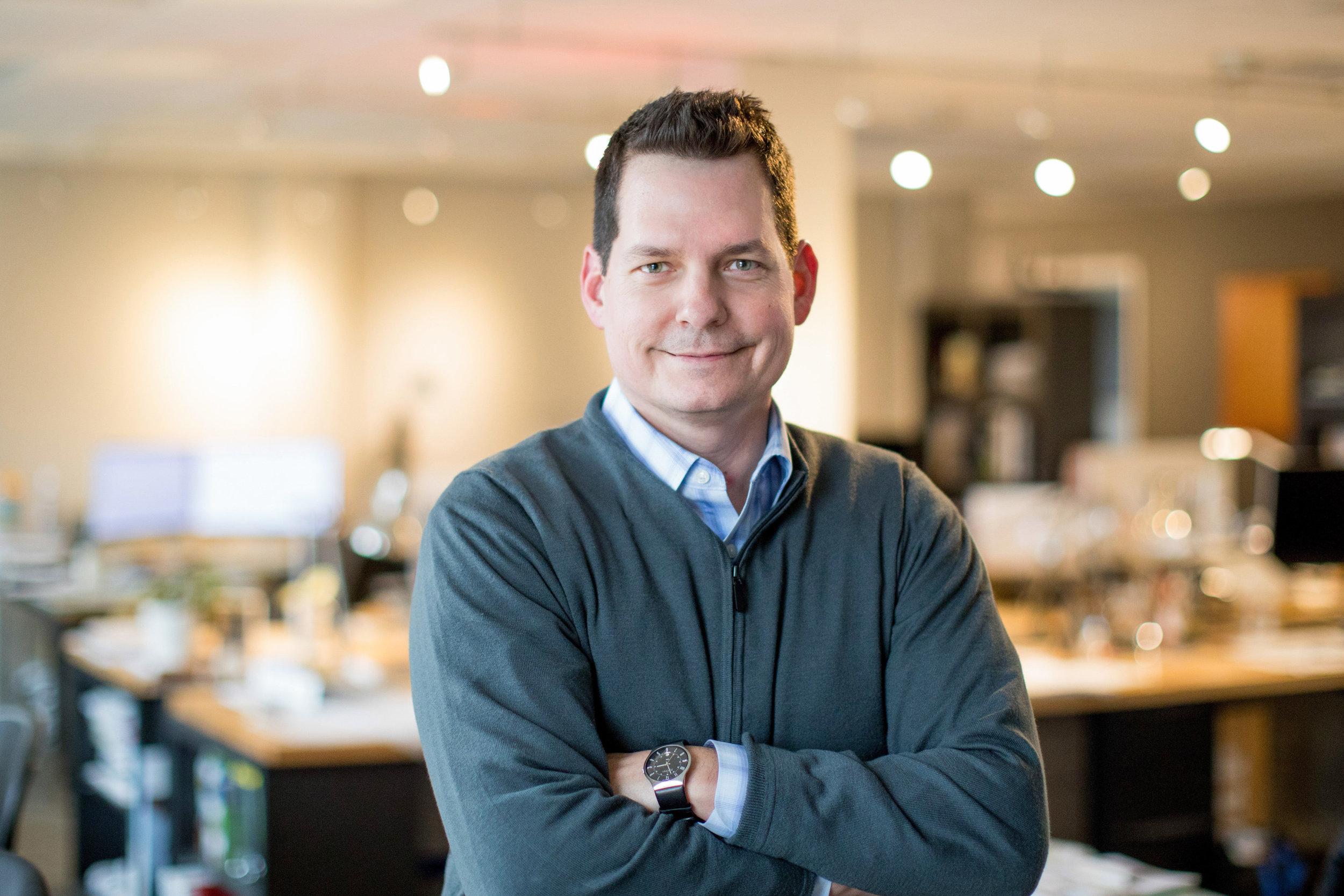 STEVE BURNS / PROJECT MANAGER - Bachelor of Architecture, Kansas State University