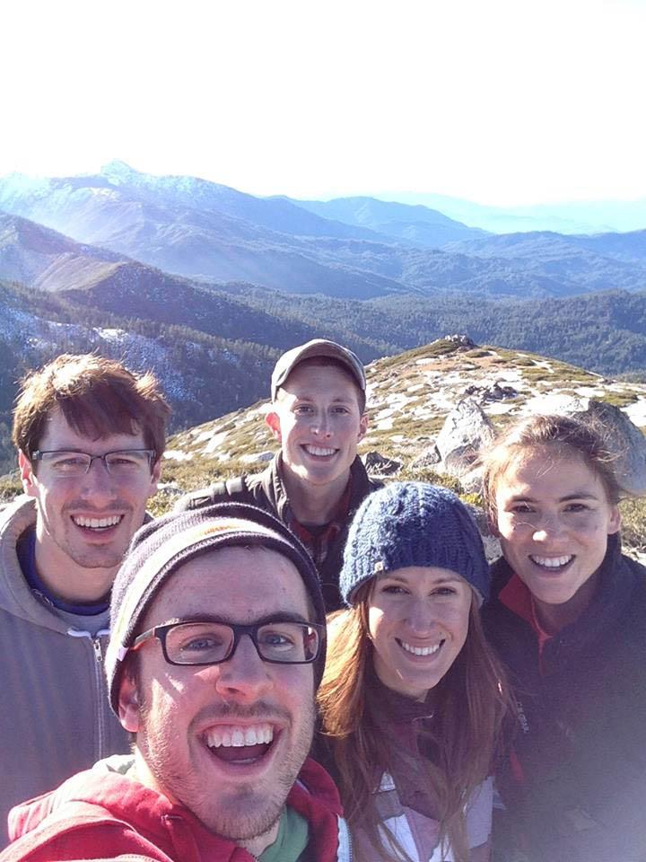 Shasta Bally Hike