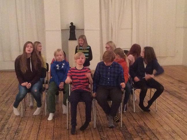 Teaterkurs 10-13år