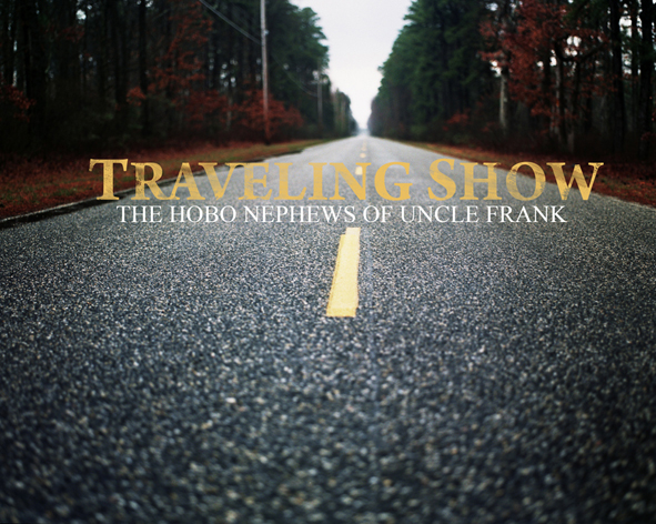 TRAVELING SHOW, Front Cover