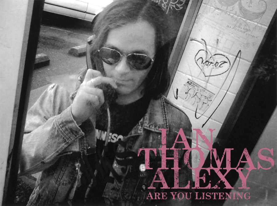 ARE YOU LISTENING, Front Cover 2010