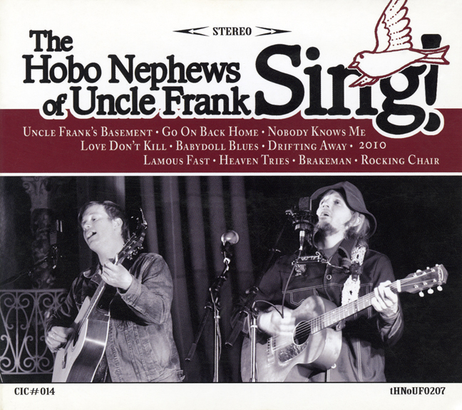 SING!, Front Cover