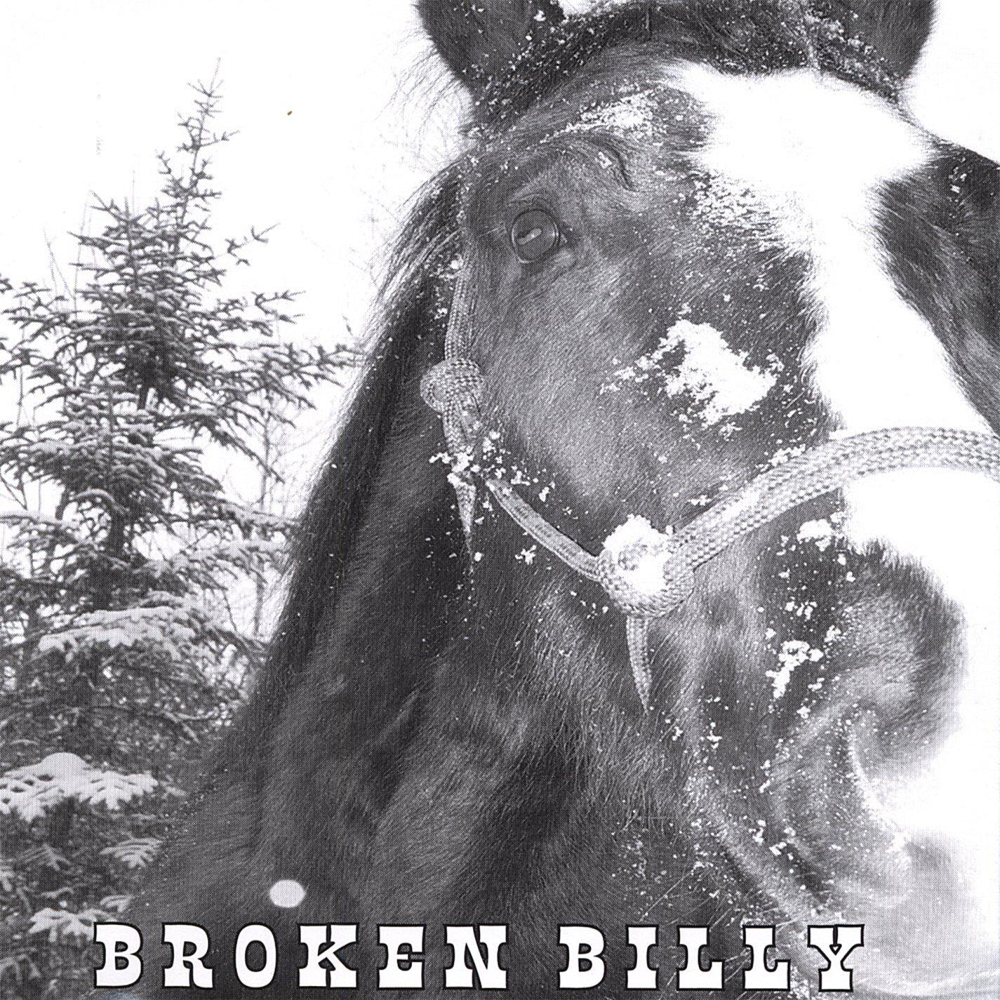 BROKEN BILLY  CD - $6.99