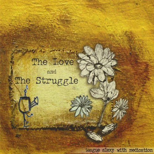 THE LOVE AND THE STRUGGLE, Front Cover