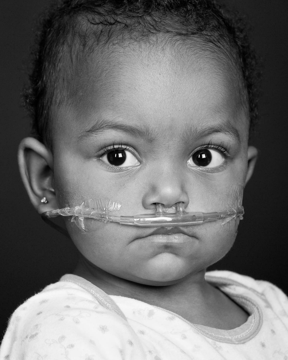 Flashes of Hope is a non-profit that creates uplifting portraits of children fighting cancer and other life-threatening illnesses.