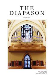 The Diapason, January 2007