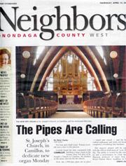Neighbors West, April 2006