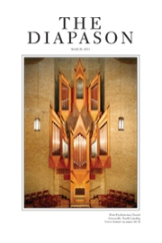 The Diapason, March 2011