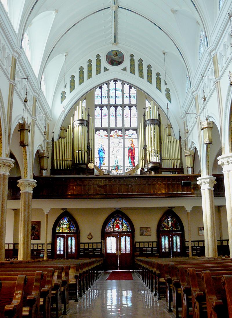 Sacred Heart Basilica, Syracuse NY