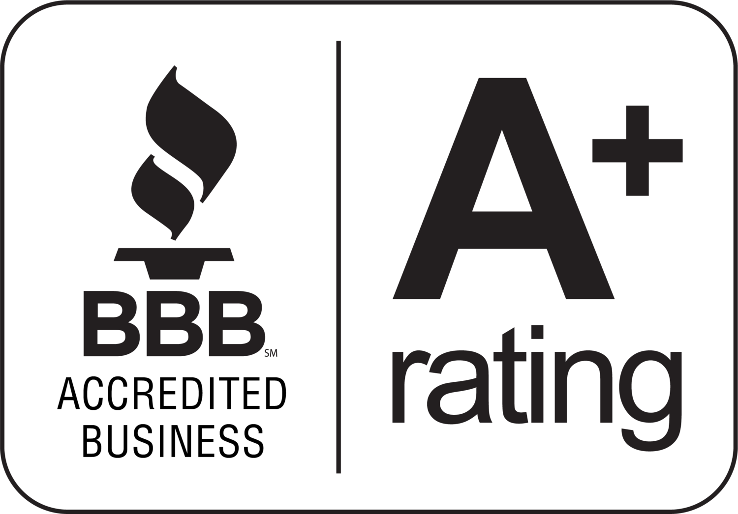 Click on logo above to read reviews for Better Business Bureau.
