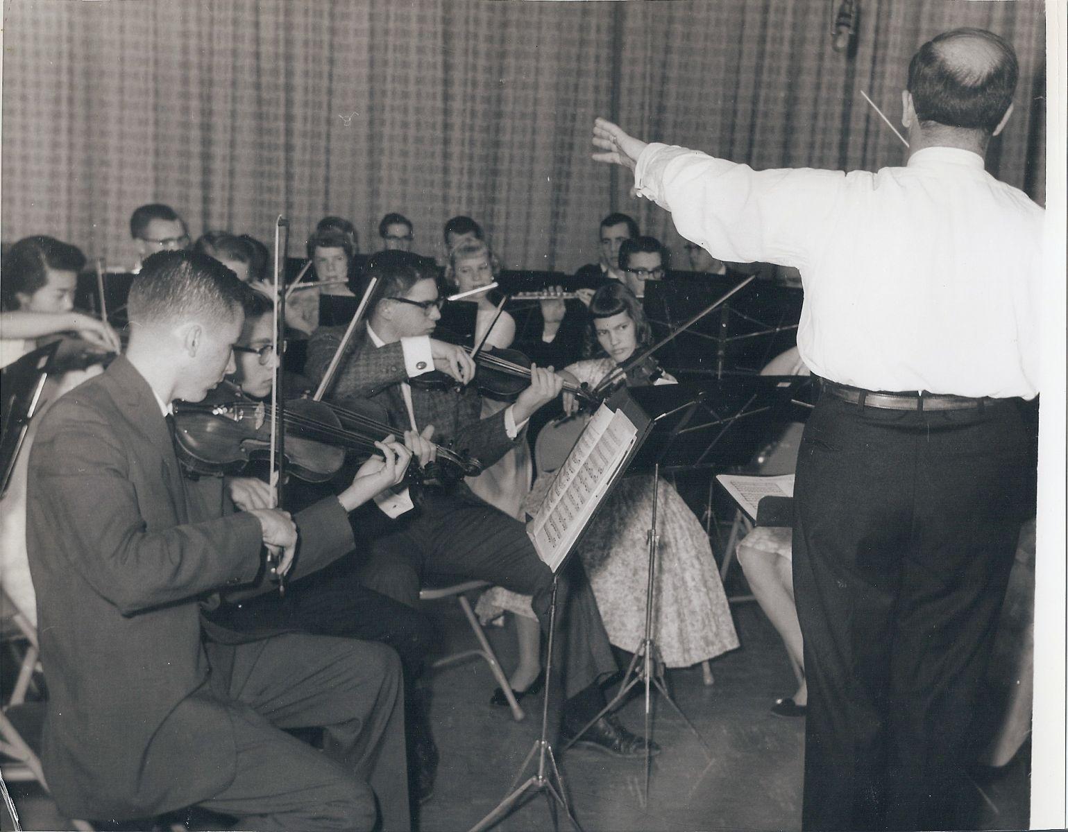 Conductor Paul Vermel