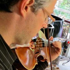 Lorenz Gamma, violin