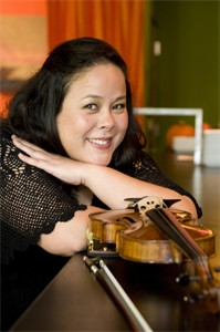 Paloma Griffin-Hebert, violin
