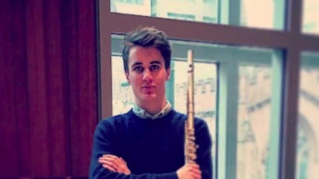 Henry Woolf, flute