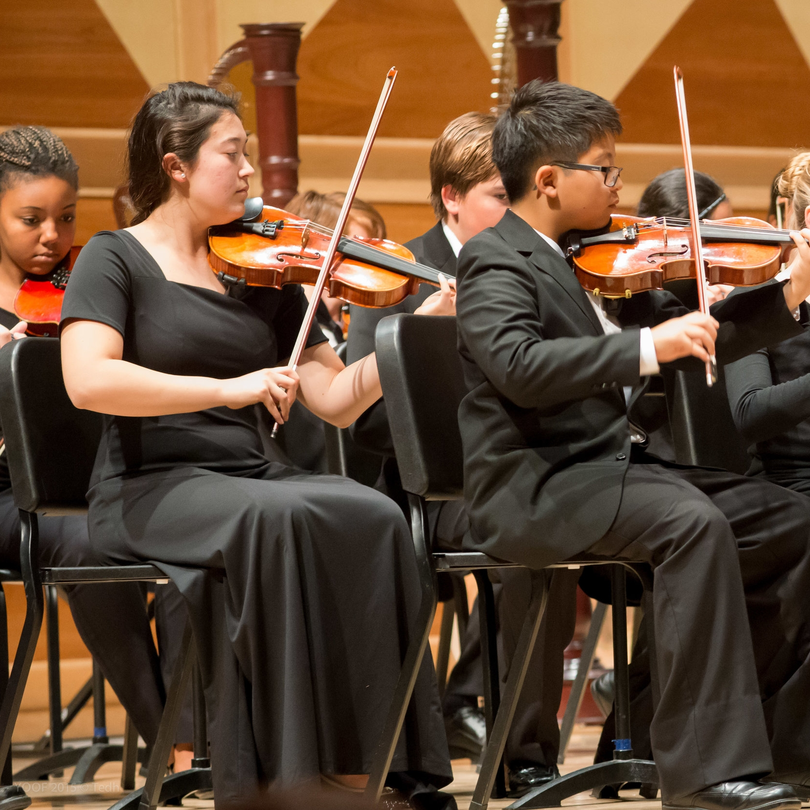 YSO in concert