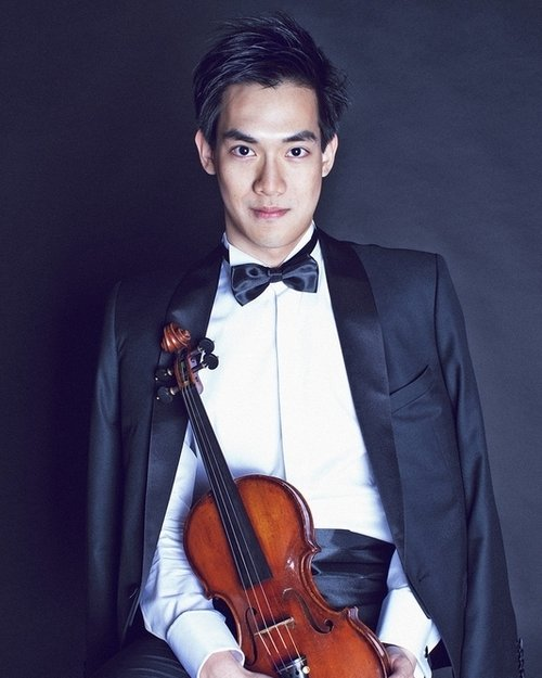 - Richard Lin, violin soloist (gold-medal winner, Indianapolis Violin Competition)