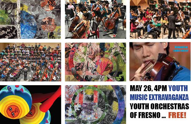 Youth Music Extravaganza! - Richard Lin, violin soloist