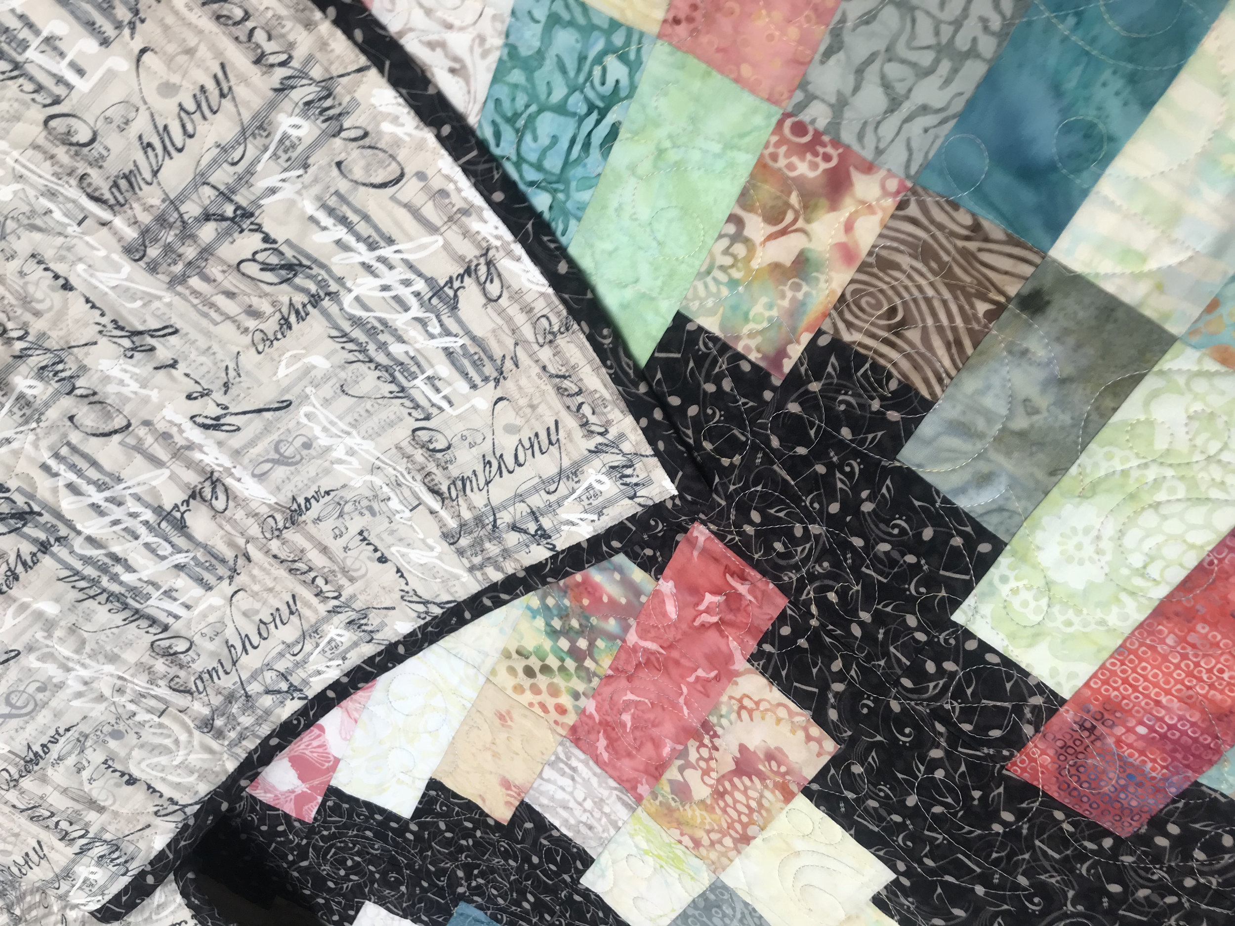 Rhapsody Quilt will be raffled off at this concert! You can purchase tickets now or at the event. Only $20 per ticket. Stock up at the concert…by end of intermission!