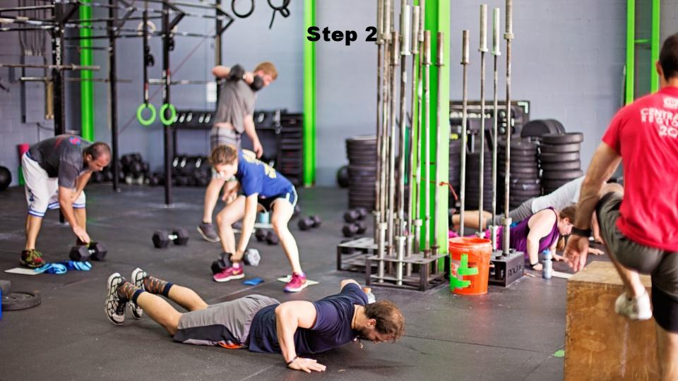 CrossFit Lite 615