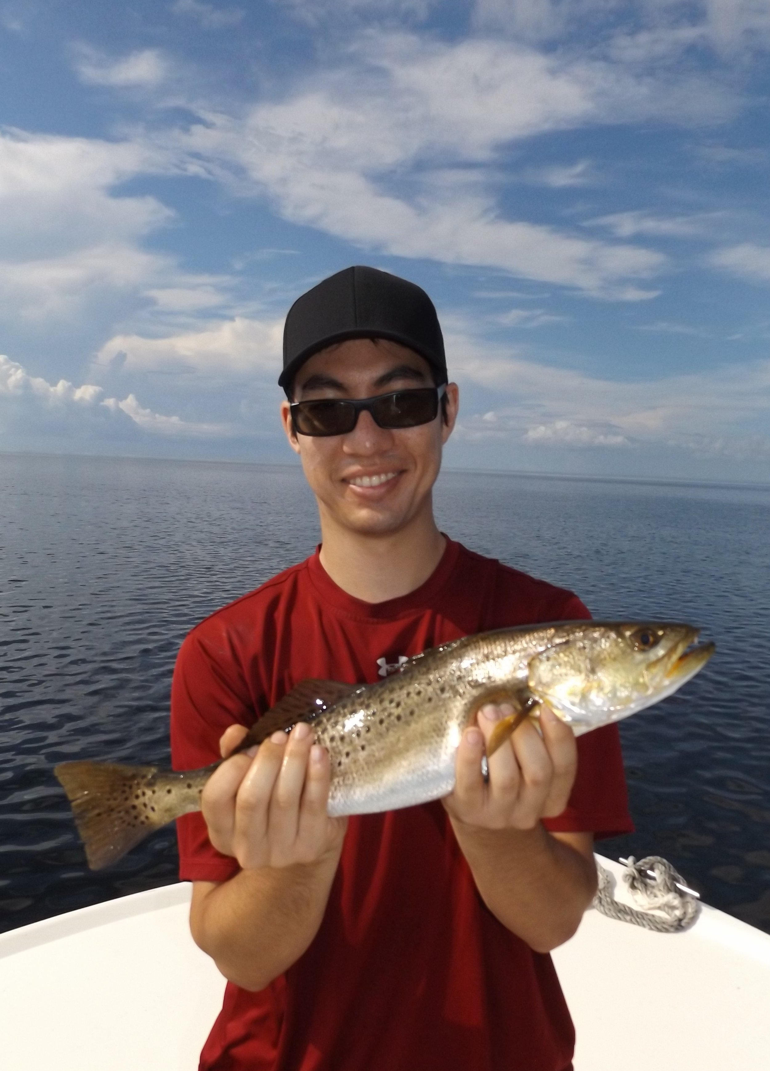 andrew ackert first-ever speck