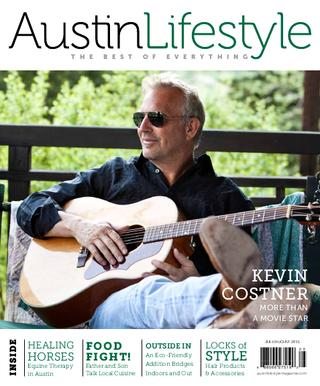 Like Father, Like Son    (feature on father/son chef duo Jack and Bryce Gilmore)    Austin Lifestyle Magazine , July/August 2011 (page 60)