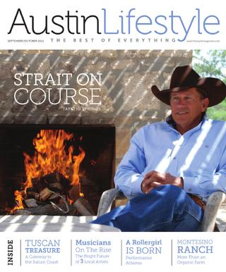 A Star is Born    (feature on Austin's roller derby culture, including programs developed to train younger girls)    Austin Lifestyle Magazine , Sept/Oct 2011 (page 50)