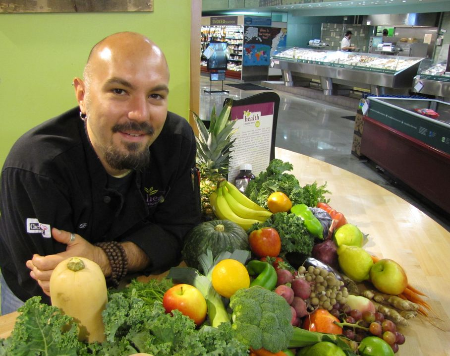 Spreading the word about healthy eating a natural choice for chef    Austin-American Statesma n, Sept 19, 2011
