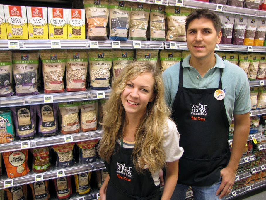 Whole Foods opens brand new stores with original community-based values    Austin-American Statesman , May 18, 2012