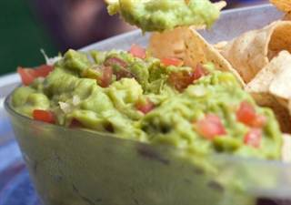 Jonathan Waxman: how to make the perfect guacamole    TODAY Food , May 22, 2012