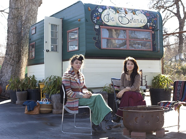 La Botanica, folk healers on wheels: a triumvirate of botanical power grows roots in Austin    CultureMap Austin , Jan 24, 2013