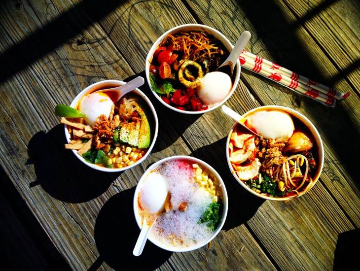 Tex-Mex noodles? Chefs reimagine ramen    TODAY Food, Feb 27, 2013