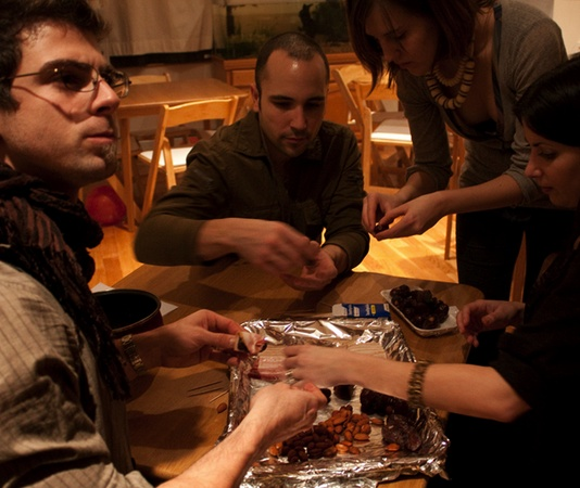 Chaos cooking, Brooklyn's most interactive super club, makes its Austin debut    CultureMap Austin , March 10, 2013