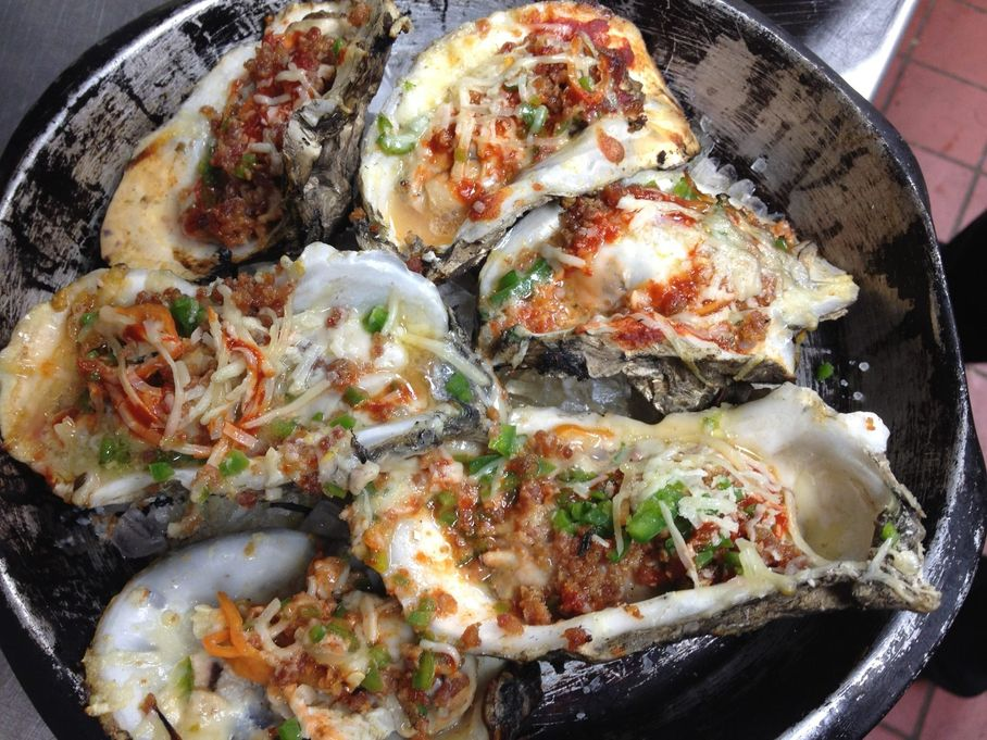 Oysters by the Dozen: 12 spots for decadence on the half shell    Austin-American Statesman , April 17, 2013