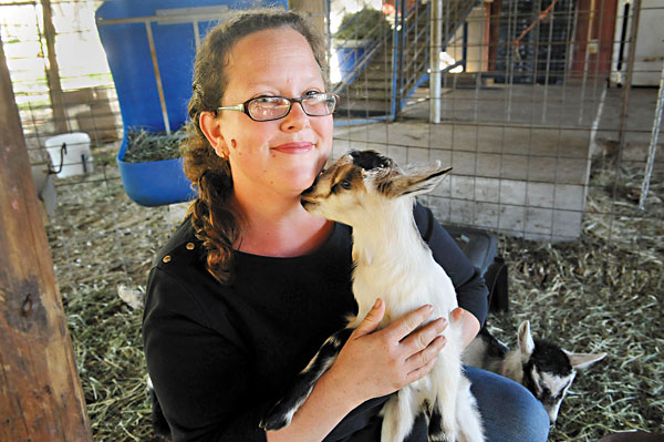 In the Company of Goats    Austin Chronicle , Feb 13, 2015