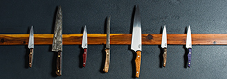 Choose Your Weapon: Sharp advice for selecting the best kitchen knife    Tasting Table , March 3, 2015