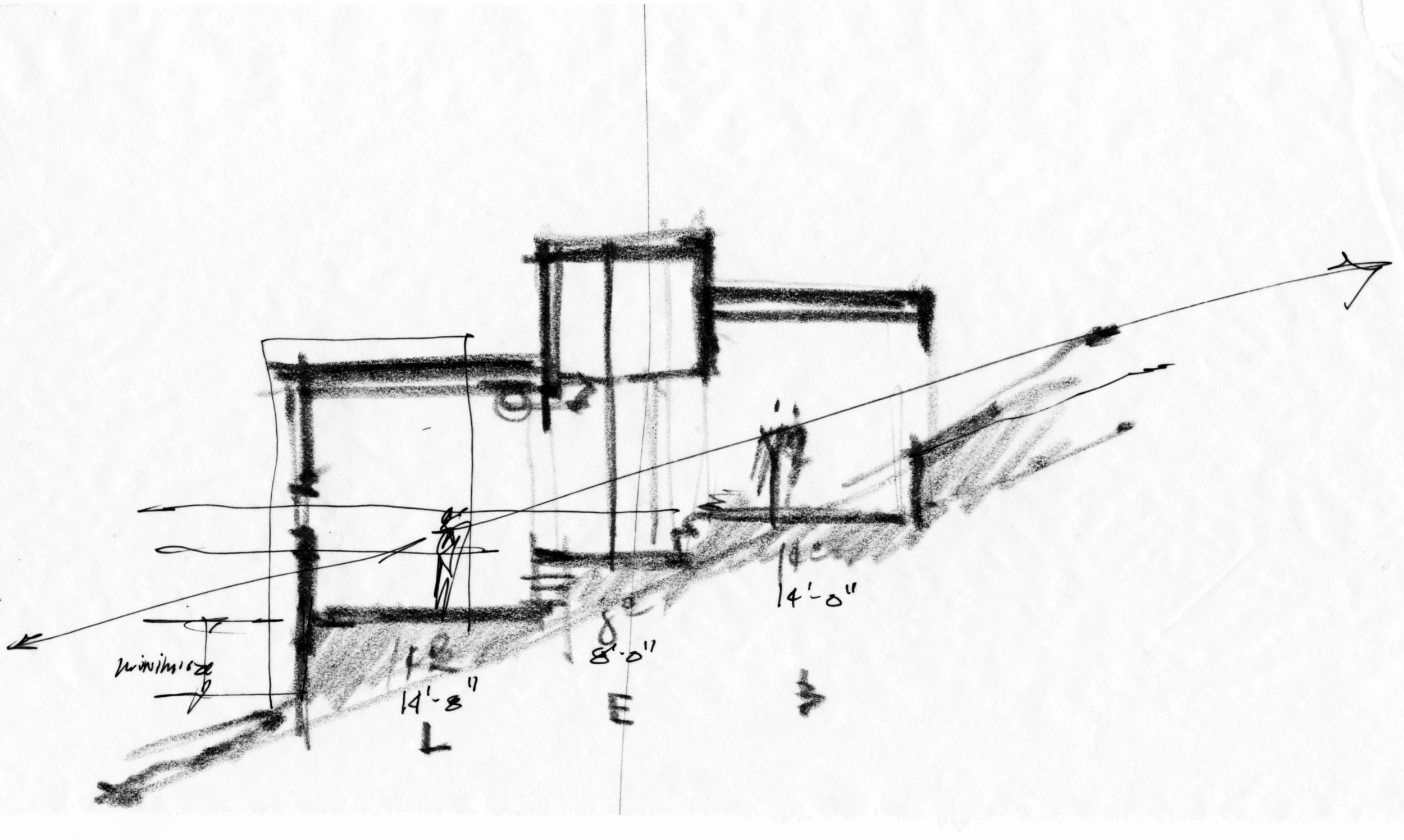 Section Cut Sketch