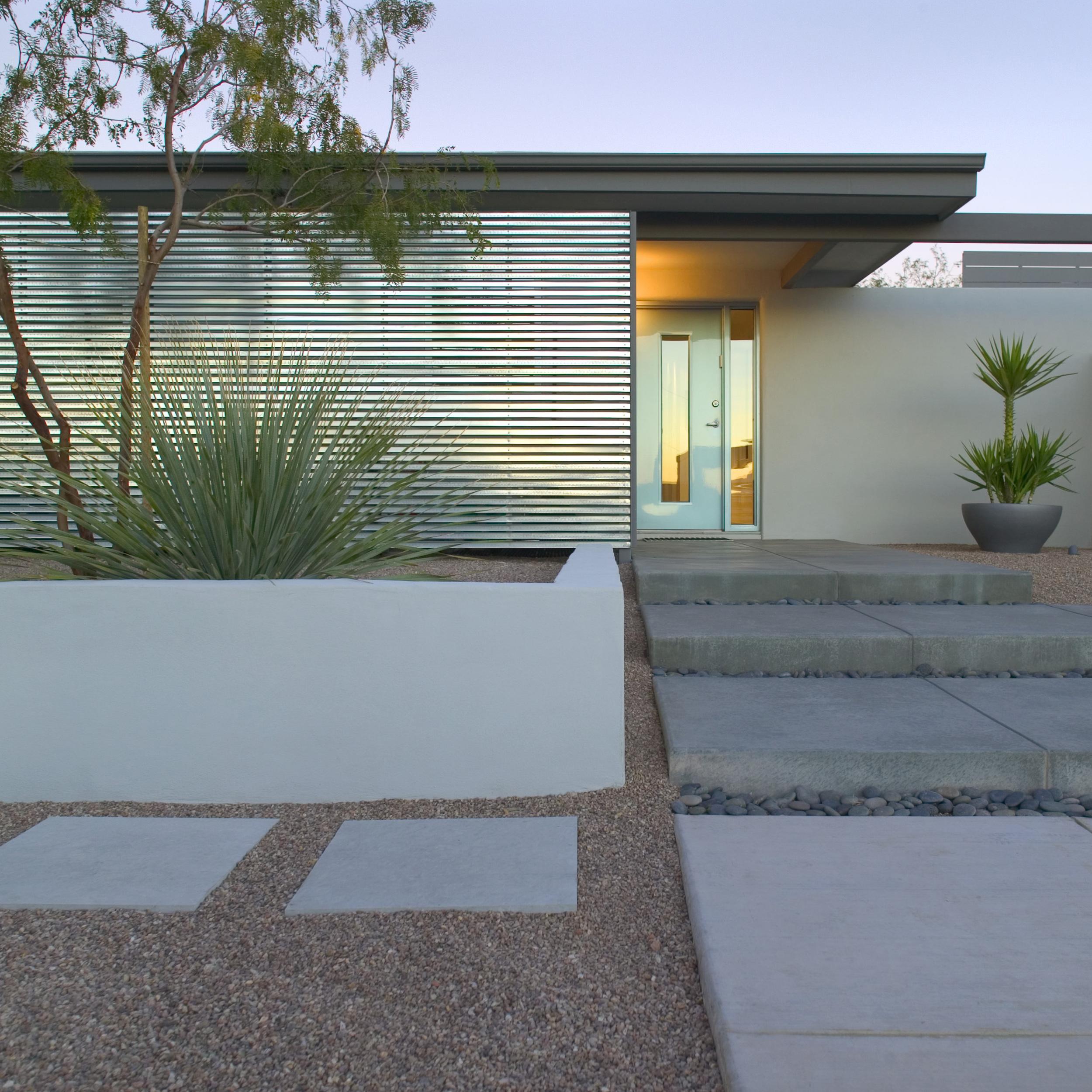 Winter Residence: Tucson, Arizona