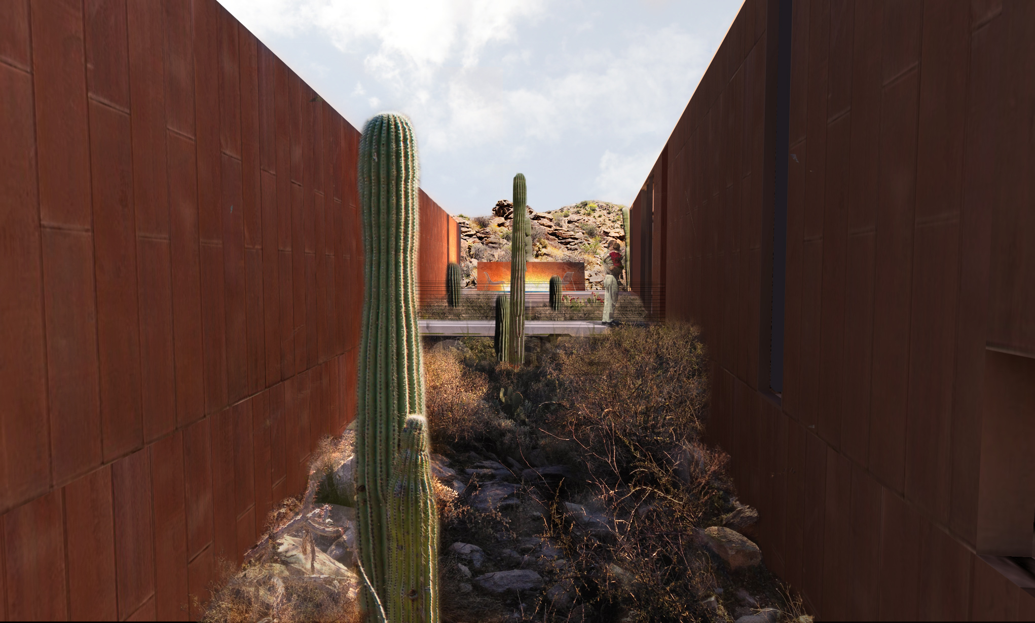 Spindt Residence: Marana, Arizona