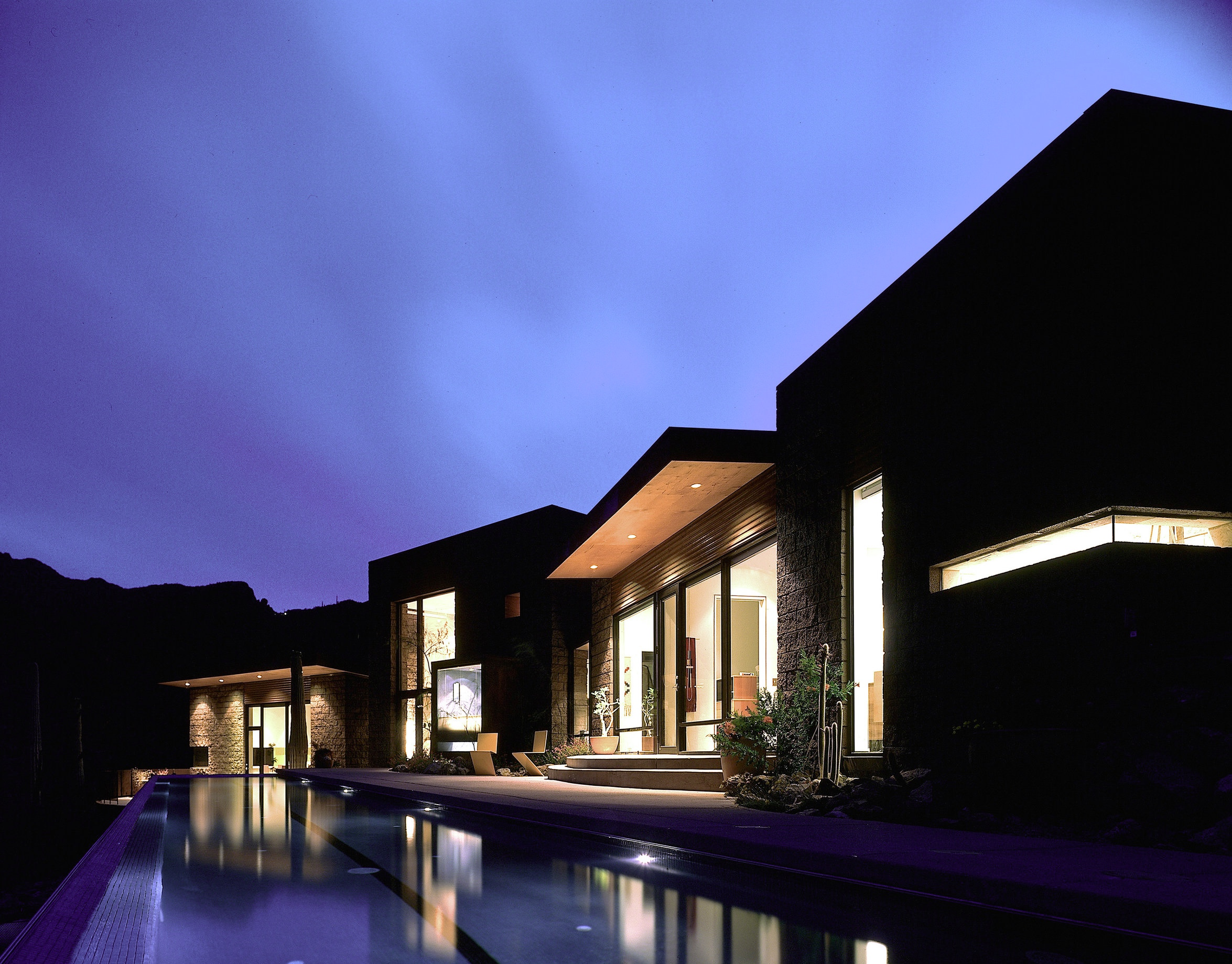 Downing Residence: Tucson, Arizona