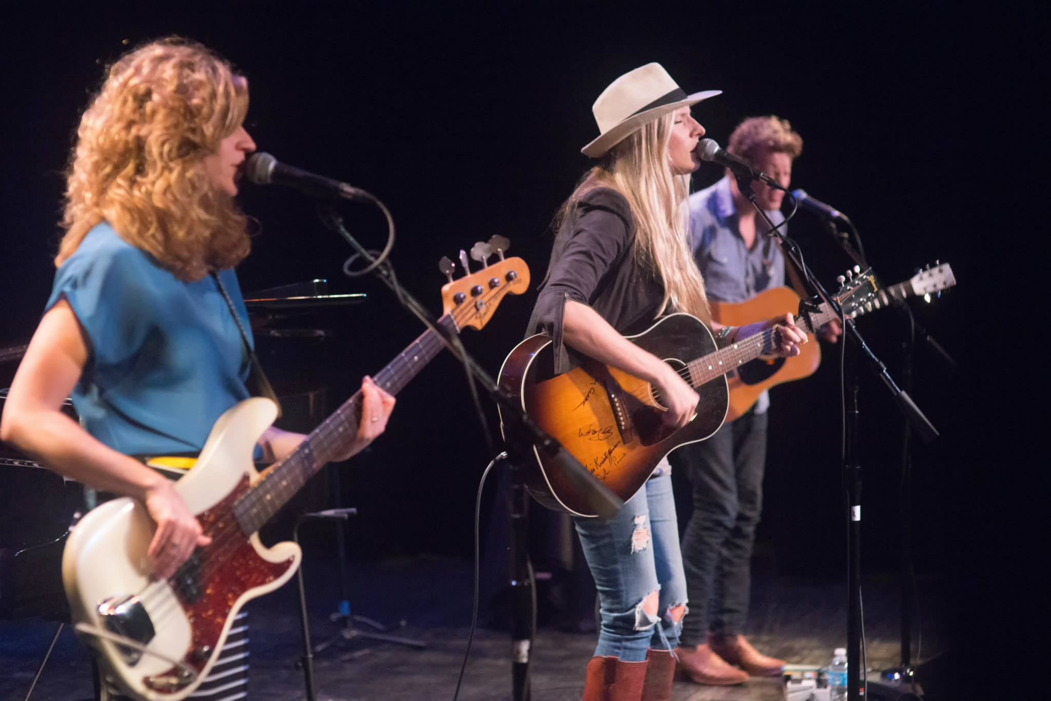 With Holly Williams and Anderson East