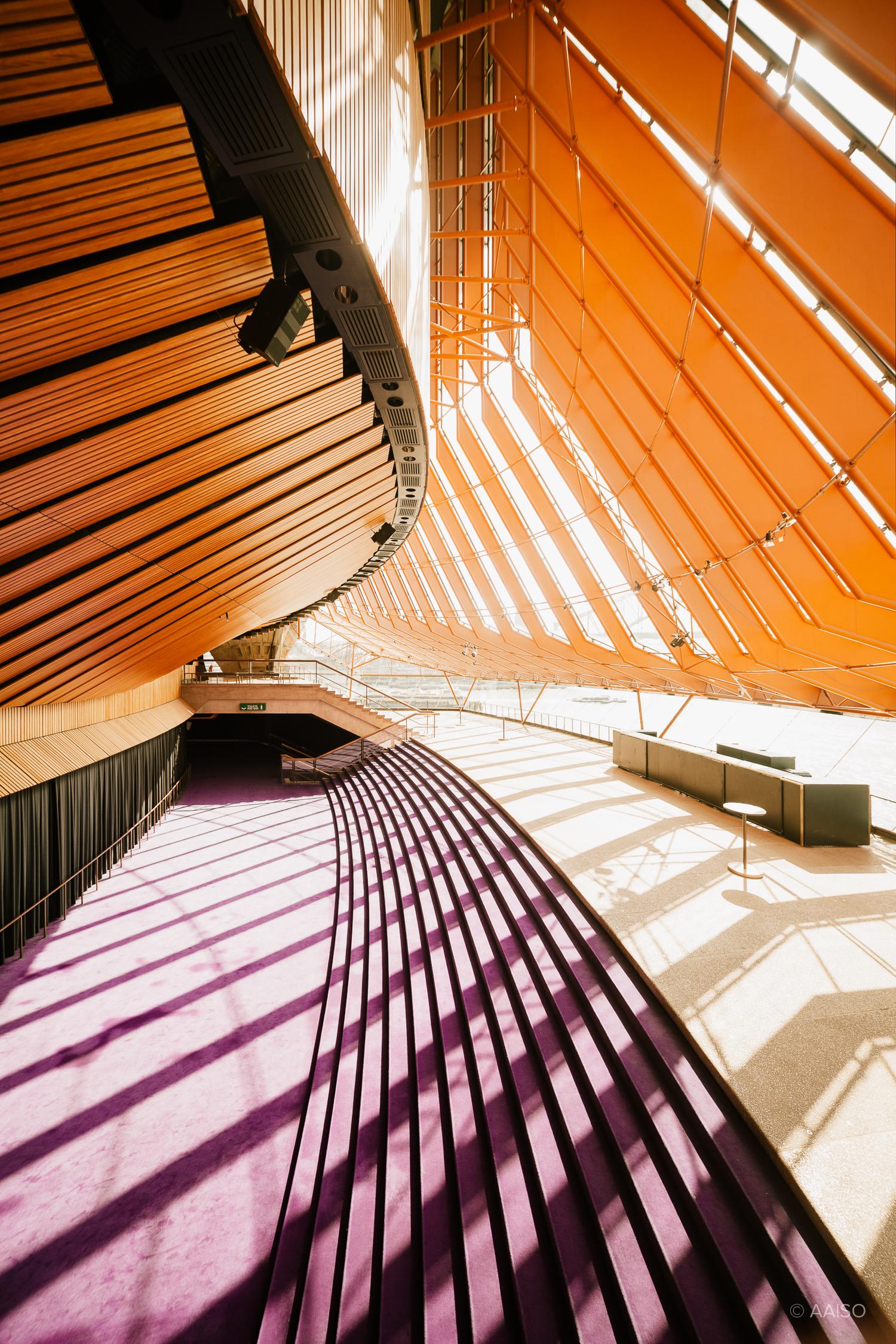 Lobby, Sydney Opera House