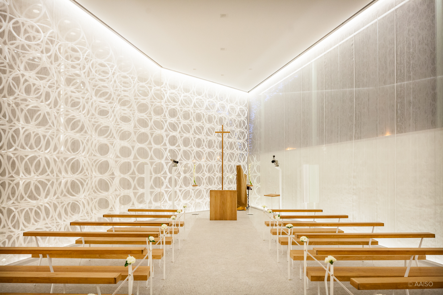 White Chapel, Osaka, Jun Aoki