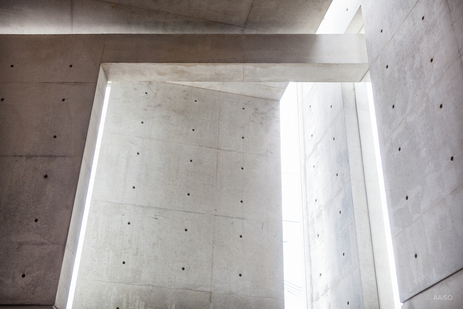 Sunday School, Church of the Light, Osaka, Tadao Ando
