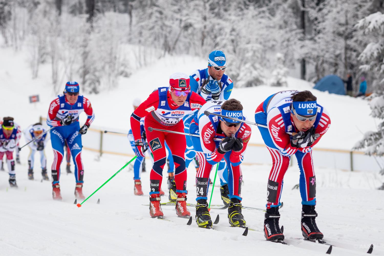 30km Cross Country Duathlon, Men. FIS Nordic Ski World Champ. '11