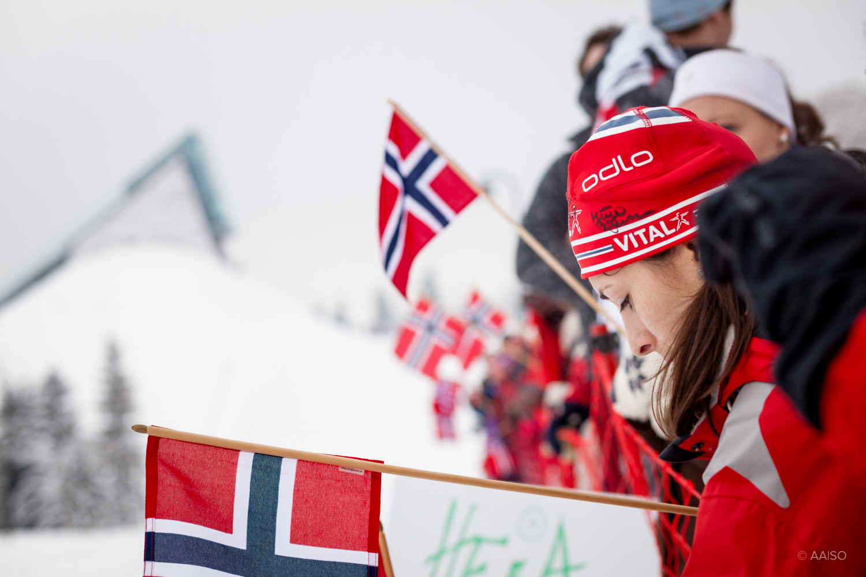 30km Cross Country Duathlon, Men. FIS Nordic Ski World Champions