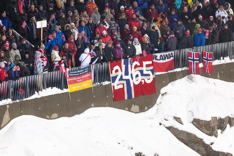 Ski Jumping, Large Hill Holmenkollen (HS 134m).
