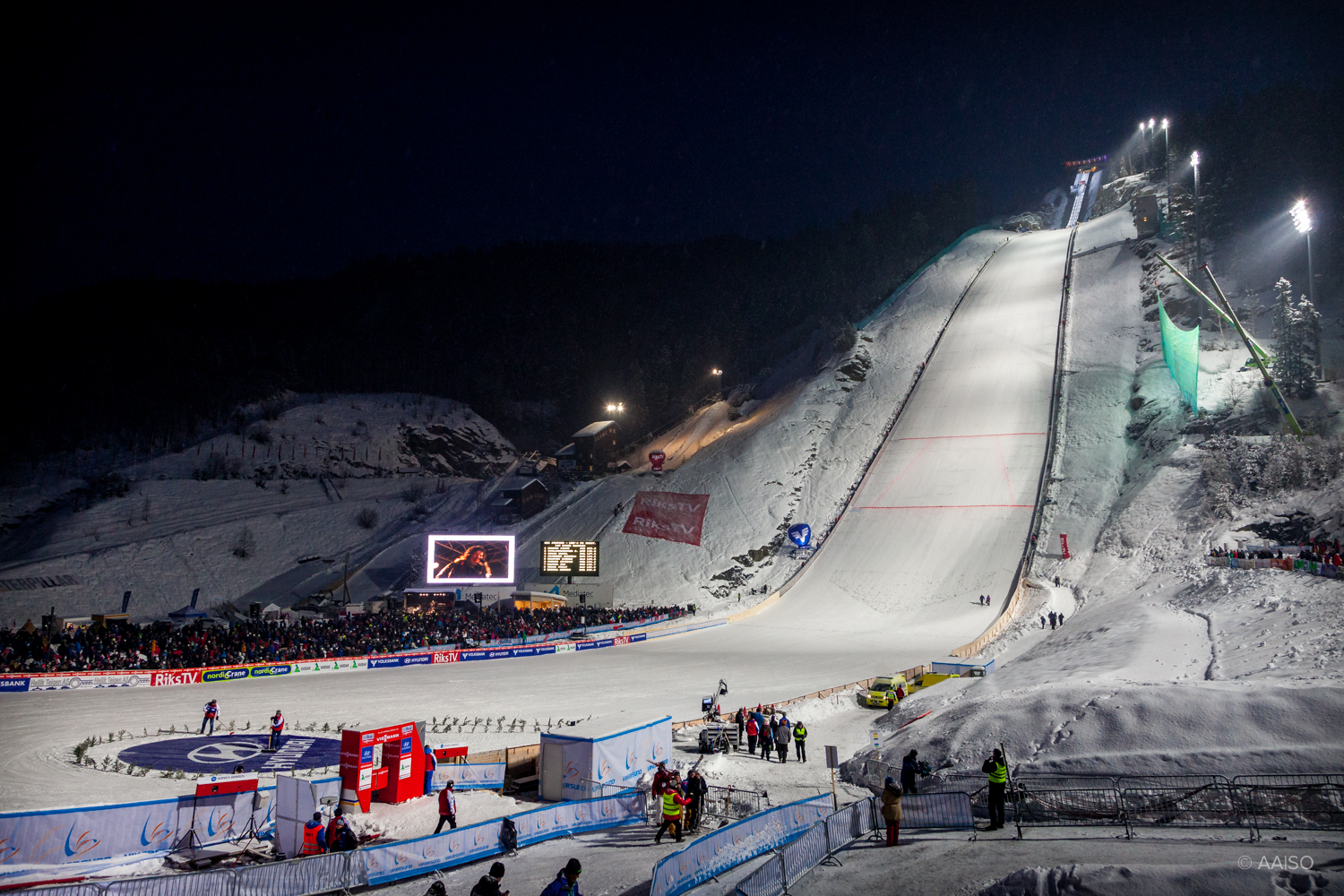 Ski Flying World Cup, Vikersund'13