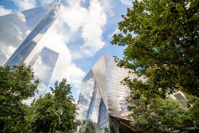 Snøhetta   9/11 Memorial Pavillion