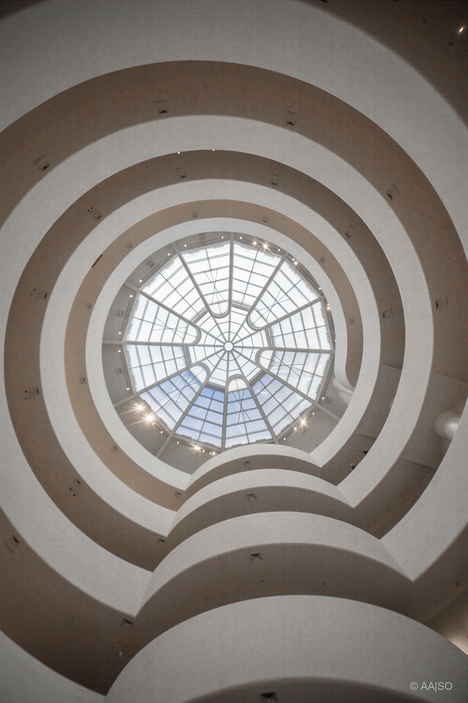 Solomon R. Guggenheim Museum Atrium