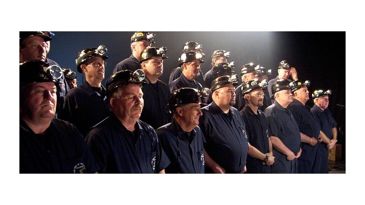 Save the date! - September 8th - Men of the DeepNova Scotia's world famous choir